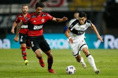 La gran novedad en el onceno de Olimpia, que busca el milagro ante Flamengo