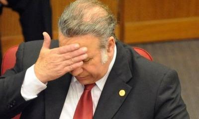 Diputados de HC defienden a Óscar González Daher ante pedido de retirar su foto del Senado y JEM