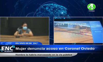 Mujer denuncia manoseo en plena vía pública de Coronel Oviedo