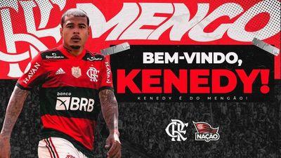 Flamengo ficha a Kénedy y va por más