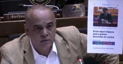 La Nación / Cuestionan indignación selectiva en proyecto de repudio a OGD