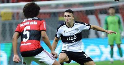 Paliza en Brasil: Olimpia cayó por goleada y quedó fuera de la Libertadores