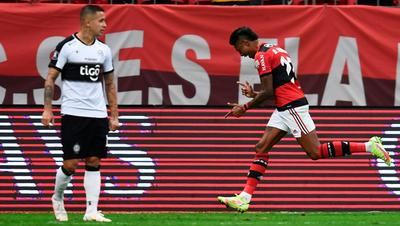 Olimpia cae en Brasilia y se despide de la Libertadores