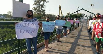 La Nación / Hacienda realizó los últimos pagos de subsidio de frontera
