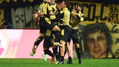 Peñarol se reencuentra con semifinales una década después