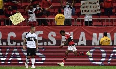 Olimpia, humillado en Brasil y eliminado de la Copa Libertadores