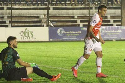 River Plate suda más de la cuenta para avanzar de ronda en la Copa Paraguay