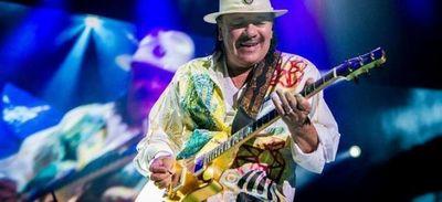 Carlos Santana lanza un nuevo tema y tiene fecha de salida para su nuevo disco