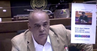 La Nación / Indignación selectiva en repudio contra OGD
