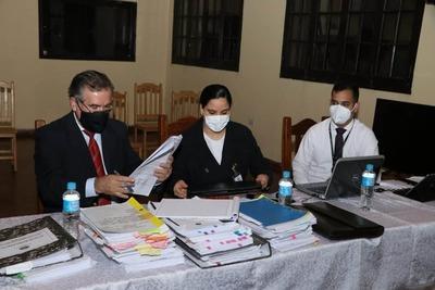 Condenan a tres suboficiales por robo de 250 kilos de cocaína