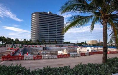Un parque frente al mar, sería el memorial para víctimas del derrumbe en Miami-Dade