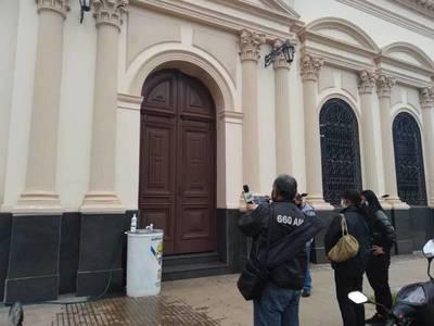 Hoy jueves los vacunatorios están cerrados en Concepción
