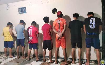 Siete detenidos por crimen de un joven en torneo de fútbol en Luque •