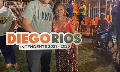 A Diego le llama la atención que otras fuerzas de la oposición no se unan en Minga Guazú