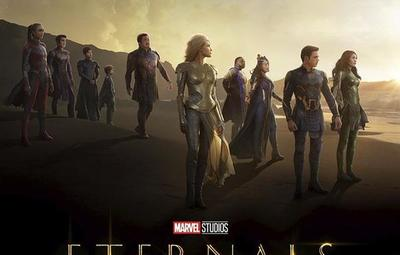 A meses de su estreno, Marvel estrena nuevo tráiler de Eternals