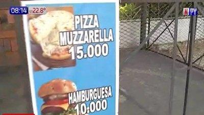 Asaltan pizzería en San Antonio