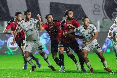 Libertad busca el boleto a las semifinales de la Copa Sudamericana