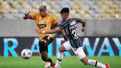 Barcelona y Fluminense buscan el último pase a semifinales