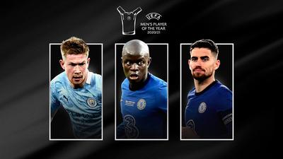 UEFA confirma sus candidatos al mejor jugador del año