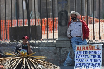 La tasa mexicana de desempleo baja a 4,2 % en el segundo trimestre de 2021