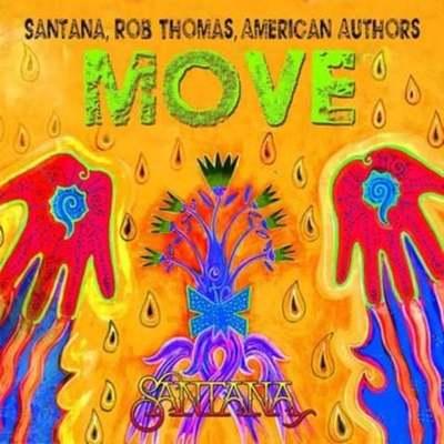 """Carlos Santana lanza """"Move"""" y anuncia fecha de nuevo álbum"""