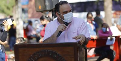 MDS realizó pago a familias de Tekoporã y actualización de datos en San Juan Bautista