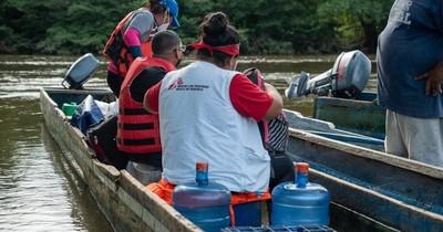 La Nación / La jungla del Darién en Panamá, una trampa mortal para los migrantes