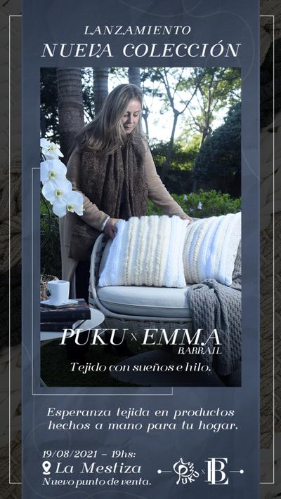 """""""Puku x Emma Barrail"""" lanzamiento de Colección II 2021"""