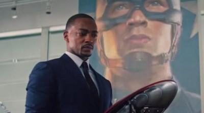Anthony Mackie tomará el relevo de Chris Evans en 'Captain America 4'