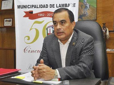 Apelan pena indulgente impuesta al exintendente Cárdenas por desviar casi G. 6.000 millones