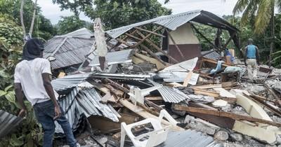 La Nación / Argentina envía misión humanitaria por sismo en Haití