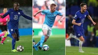 La UEFA anunció a los tres mejores futbolistas europeos de la temporada