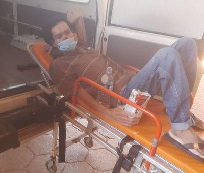 Paciente confundido con Alejandro Ramos abandona hospital