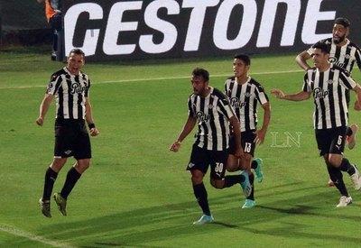 ¡Libertad está en semifinales de la Copa Sudamericana!
