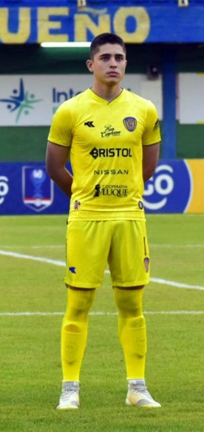 Oportunidad para Diego Huesca en Luqueño