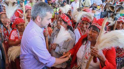 Muestra cultural sobre pueblos indígenas