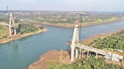 Polémica por el cambio de nombre, desde Brasil, del Puente Integración