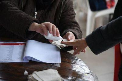 Senado aprobó multa para personas que no acudan a votar
