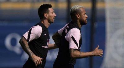 Se posterga el debut de Messi con el PSG