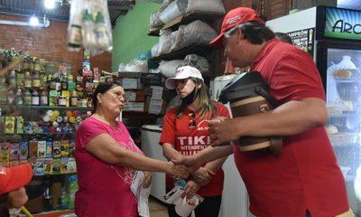 """""""Tiki"""" González acelera presencia en los barrios, con sus candidatos a concejales – Diario TNPRESS"""