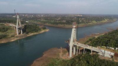 Dan media sanción al proyecto de ley que busca cambiar nombre del Puente de Integración