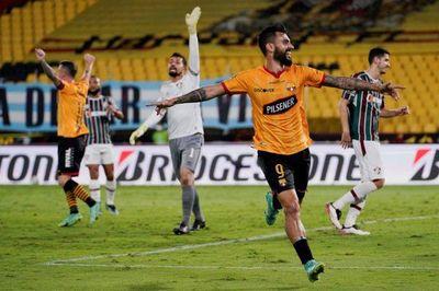 Barcelona de Guayaquil inscribe su nombre en semifinales