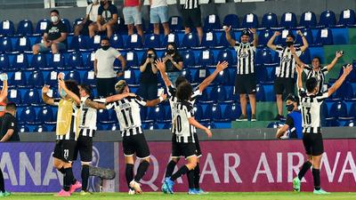 El camino de los semifinalistas de la Copa Sudamericana