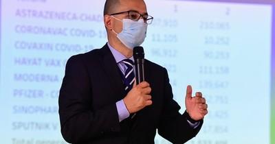 La Nación / Salud actualiza calendario de segunda dosis para la próxima semana