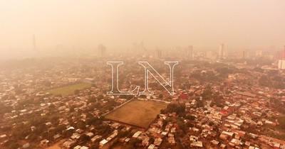 La Nación / Aumentarán casos de neumonía y conjuntivitis por mala calidad del aire, dice Fusillo
