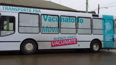 Buenos Aires comenzó a vacunar casa por casa contra el coronavirus