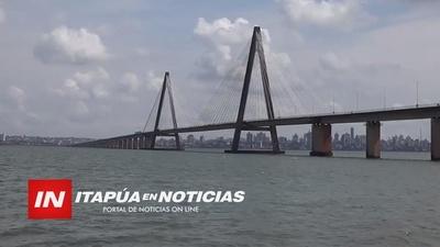SEDE DE REPATRIADOS EN ITAPÚA COORDINA ASISTENCIA A CONNACIONALES.