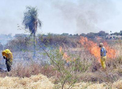 """Bombero forestal:""""Es injusto que ganaderos quemen a mansalva"""""""