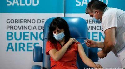 Argentina gestiona donación por parte de España de vacunas contra la covid-19