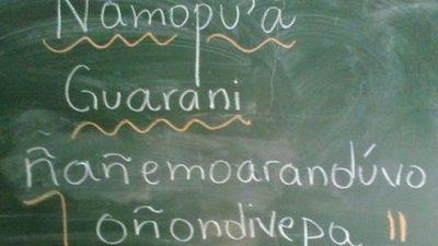 Realizan actividades académicas y artísticas por la semana de la Lengua Guaraní
